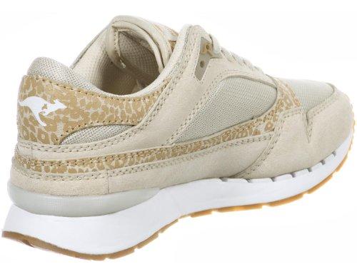 Kangaroos Rage-Animal W chaussures 39,0 sand/wheat