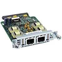Cisco VIC3-2E/M 2 Port Voice Interface Card