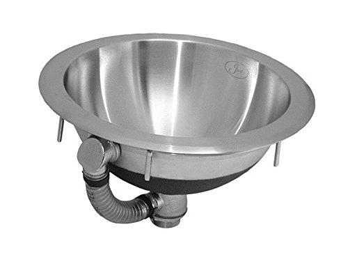 18 Ga Ada,W//Faucet Ledge SS Sink Drop In Just Manufacturing SLADA22145A1,6.5,DCR Just Mfg Single Bowl