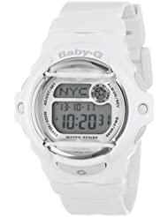 Casio Women's BG169R-7A 'Baby-G' White Resin Sport Watch