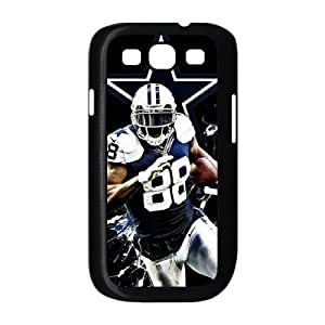 Samsung Galaxy s3 9300 Black Cell Phone Case Dallas Cowboys NFL Customized Protective Phone Case Cover NLYSJHA0576