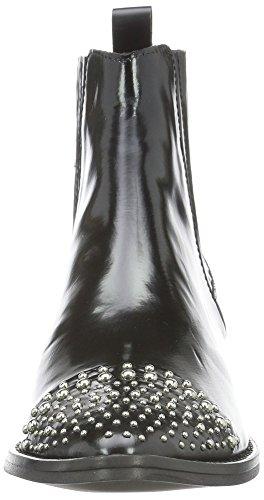 Noir Alissa Bottes Copenhagen Gardenia Polido Femme Classiques Black qU1855Hwn