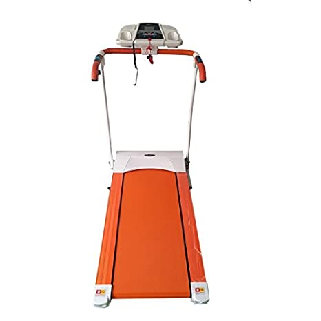 Tapis Roulant eléctrico TF 1.6 MP3 Cardio plegable 3 HP Orange ...