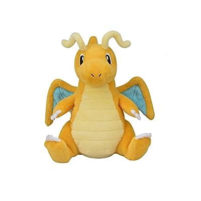 Pokemon Center Original Plush Doll fit Dragonite 713: Toys & Games