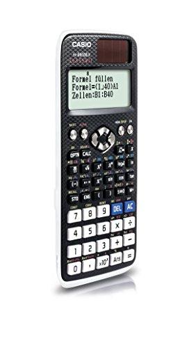 Casio FX-991DE X wissenschaftlicher ClassWiz Rechner mit natürlichem Display 4