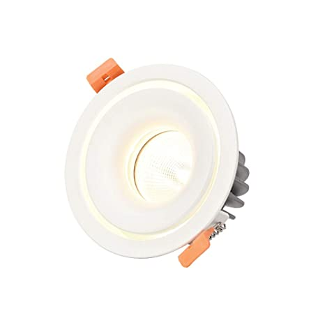 Luz de Techo Redonda Blanca Ahorro de energía Tienda de Ropa ...