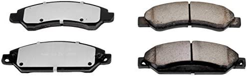 Power Stop Z36-1092 Front Z36 Truck and Tow Brake Pads