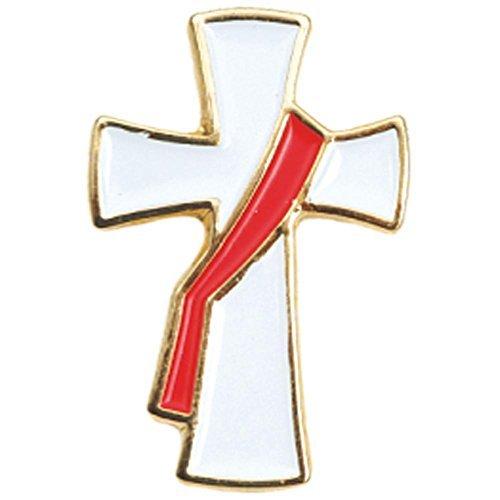 Deacon's Cross Lapel Pin ()