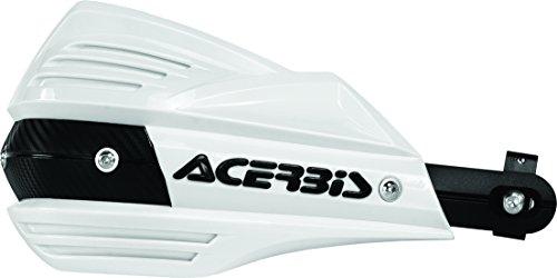 Acerbis X-Factor Handguards (White) ()