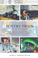 Poetry Train USA & Canada Stories Edition Paperback