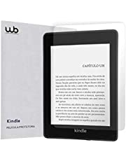 Película Novo Kindle Paperwhite a prova D'agua WB ® Fosca Anti-Risco Anti-Poeira Anti-UV