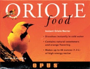 Instant Oriole Food - 8 oz