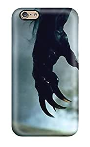 Fashion Tpu Case For Iphone 6- Wolfman Defender Case Cover