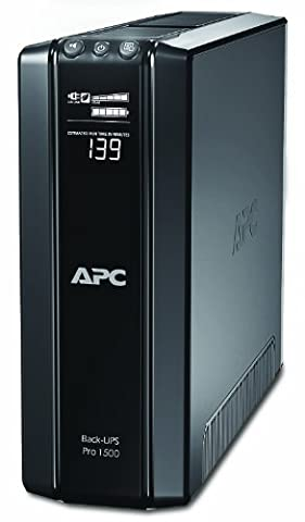 Back-ups Pro 1500VA 230V Power
