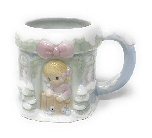 Precious Moments Sugar Town Winter Wonderland 1994 Mug by ENESCO (Winter Wonderland Mug)