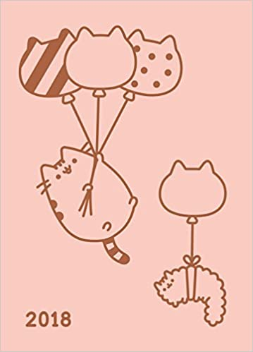 Pusheen Official 2018 Diary - Week to View A5 Format ...
