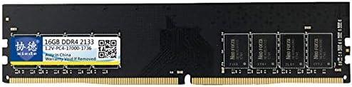 BHL AYSMG X050 DDR4 2133MHz 16GB Modulo RAM di memoria a piena compatibilità for PC desktop