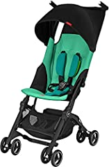 With its exceptional design, the gb Pockit+ Lightweight Baby Stroller is an absolute must-have for families on the go. Perfectly sized for babies and toddlers alike, this umbrella stroller supports children from 6 months old up to 55 pounds. ...