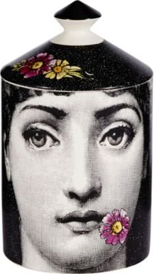 Fornasetti Flora Requiem by Fornasetti Candle 10 oz by Fornasetti Profumi (Image #1)