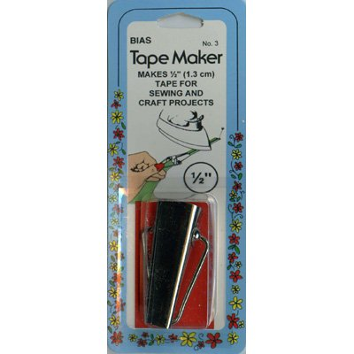 Bias Tape Maker, 1/2 inch by Collins