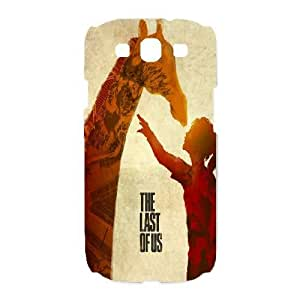 Samsung Galaxy S3 I9300 Phone Case White The Last of Us HCM089436