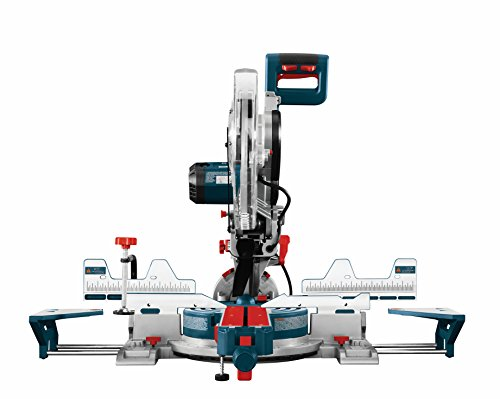 Bosch CM12SD Dual Bevel Slide Miter Saw, 12″