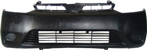 OE Replacement Honda Civic Front Bumper Cover (Partslink Number HO1000237)