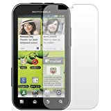 6 x Protection écran pour Motorola Defy+ (Plus) - Anti-rayures Display Protective Film