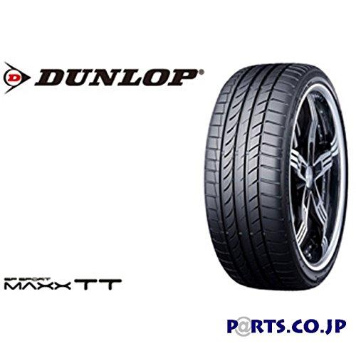 【2015年製特価 即日発送 通常便】 DUNLOP(ダンロップ) SP SPORT MAXX TT 285/30R20 99Y 【サマータイヤ 2本セット】 ※ホイールは付属しておりません B079BVVXH3