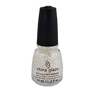 China Glaze Nail Polish, Snow Globe, 0.5 Fluid Ounce