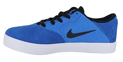 Nike Herren Air Jordan 1 Low Turnschuhe, Talla Photo Blue Black