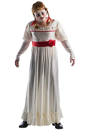 Rubie's Unisex-Adult's Annabelle: Creation Deluxe Costume and Mask, as Shown, ()
