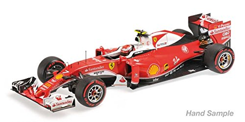 Ferrari SF16-H F1 Italy GP 2016 Kimi Raikkonen #7 1/18 Model Car by BBR 181627