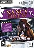 LES ENQUÊTES DE NANCY DREW LA MALÉDICTION DU MANOIR DE BLACKMOOR PREMIUM - Ensemble complet - 1 utilisateur - PC - Win