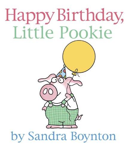 Happy Birthday, Little Pookie (Pookie Books) ()