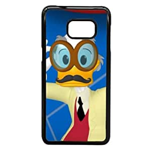 Samsung Galaxy Note 5 Edge Phone Case Black An Adventure In Color Ludwig Von Drake KJI8499083