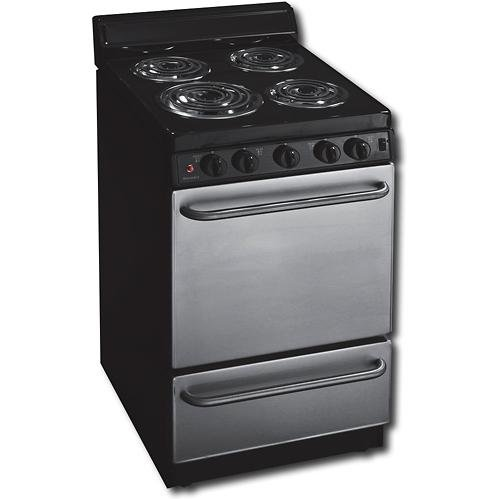2.42 Cu. Ft. Electric Range in Stainless Steel ()
