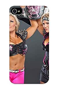 linJUN FENGCute High Quality Iphone 4/4s Wwe Divas Wrestling Sexy Babe Gq Case Provided By Trolleyscribe
