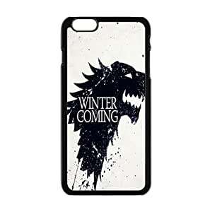 Winter Coming Stylish High Quality Comstom Protective case cover For iPhone 6 Plaus
