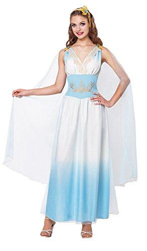 Bristol Novelty AF010 Roman Empress Costume, UK -
