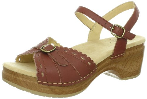 Sanita Women's Dawn, Brown, 40 EU/9.5-10 M US