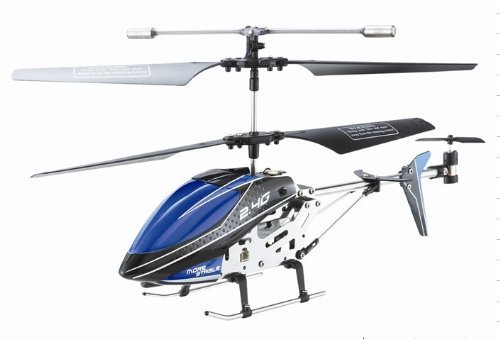 UDI 2.4Ghz Metal Frame w/ Gyro U820 Helicopter (Color May Vary) Helicopter 2.4 Ghz Metal