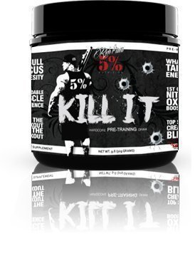 Rich-Piana-5-Nutrition-KILL-IT-Pre-Workout-Mango-Pineapple-1111oz-315-GRAMS-30-Servings