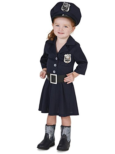 Police Girl Toddler Costume (Police Costume For Toddler Girl)