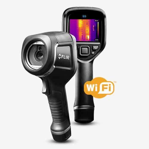FLIR E6-XT Infrared (IR) Camera with Extended