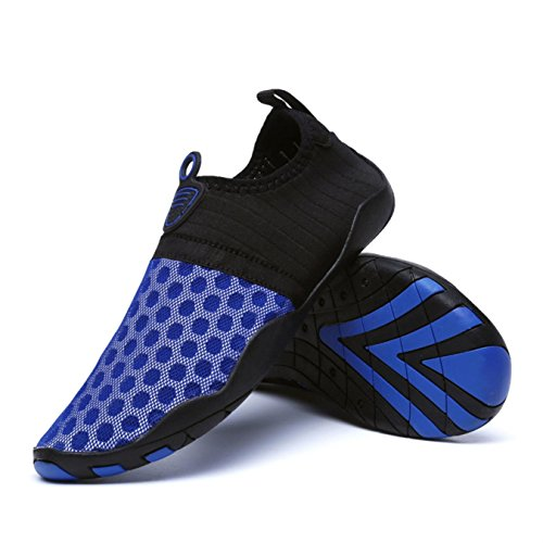 Sneakers Shoe Quick Unisex Upstream Men Summer Shoes Women Aqua Sports Blue Dry Water Outdoor Becah for Shoes New W7wpZqPn