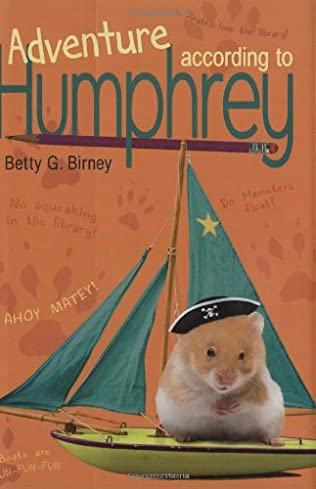 book cover of Adventure According to Humphrey