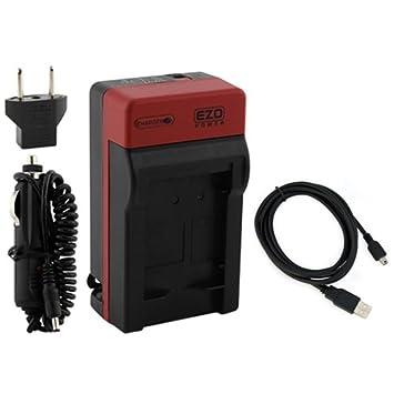 EZOPower Cargador de batería de repuesto para Cámara Canon ...