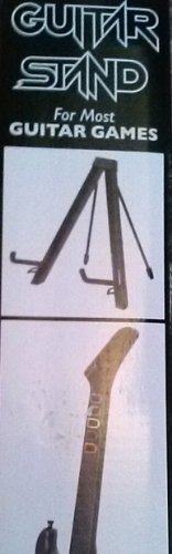 Rock Band Guitar Stand