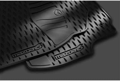 0000-8B-H36 Floor Mat Genuine Mazda